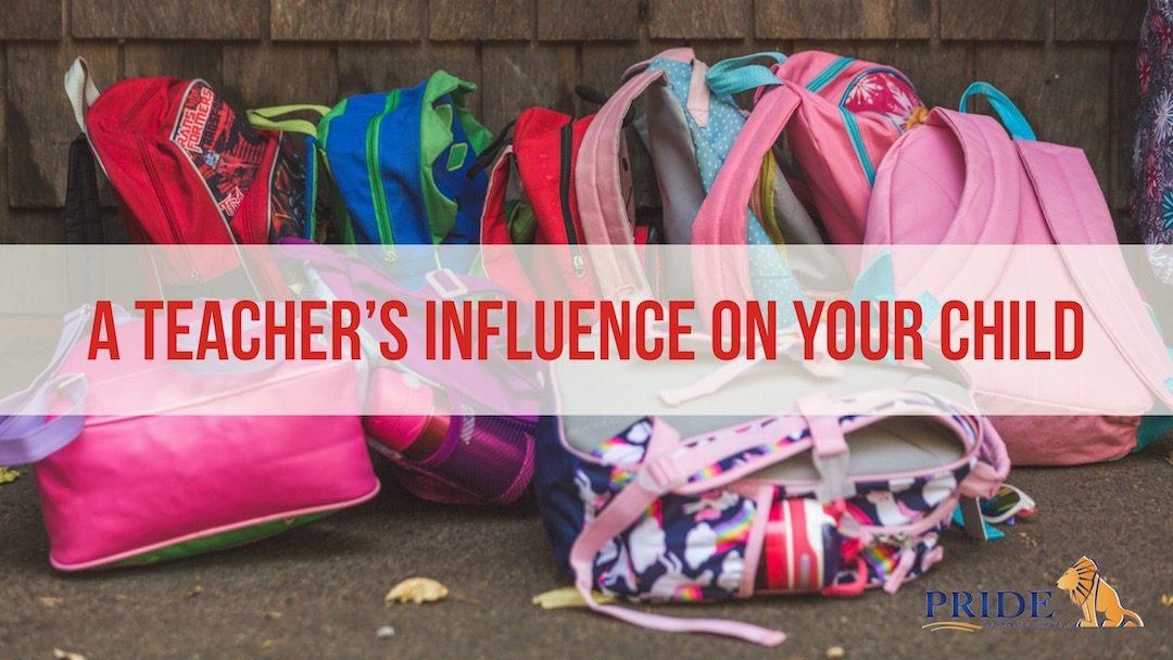 How Does Your Child's Teacher Influence Academic Performance?