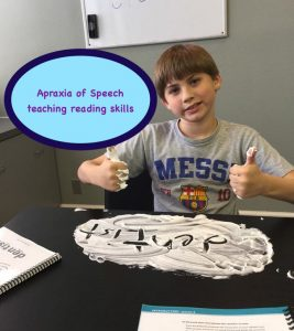 Apraxia of Speech
