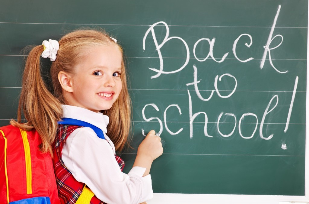 Save Big with a Back to School Special!