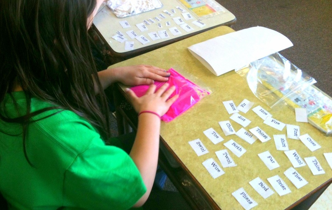 Multisensory Spelling Strategies