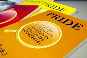 PRIDE Workbooks