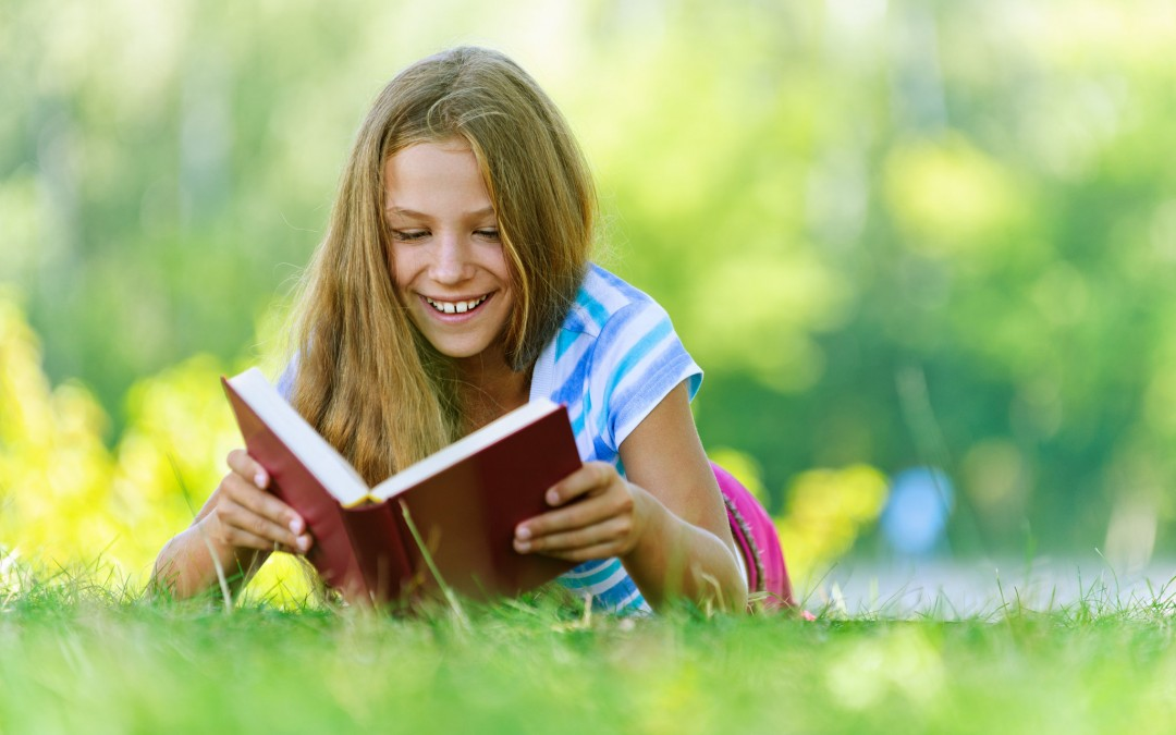 How to Keep those Reading Skills SHARP this Summer