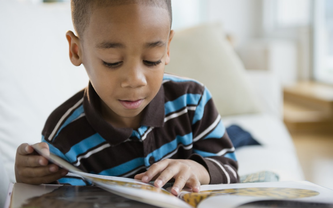 Building Reading Fluency in Children