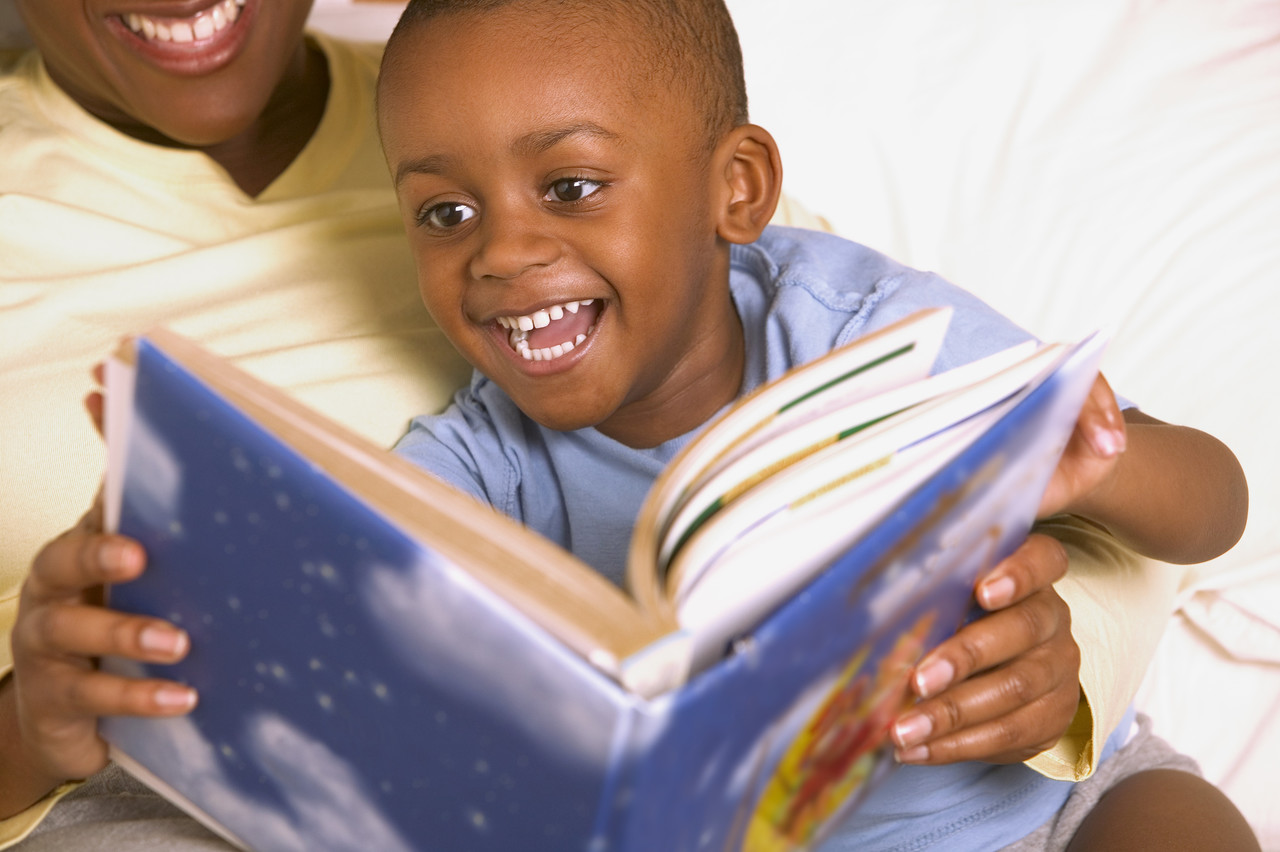 New Year's Resolution for Kids: I will read more