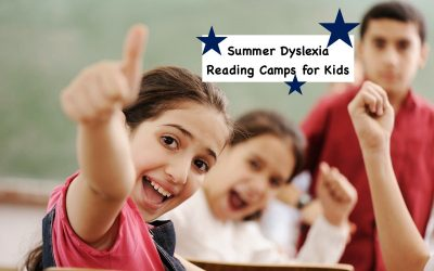 Summer Dyslexia Reading Camps for Kids
