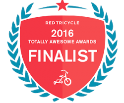 PRIDE is nominated for the Red Tricycle 2016 Award!