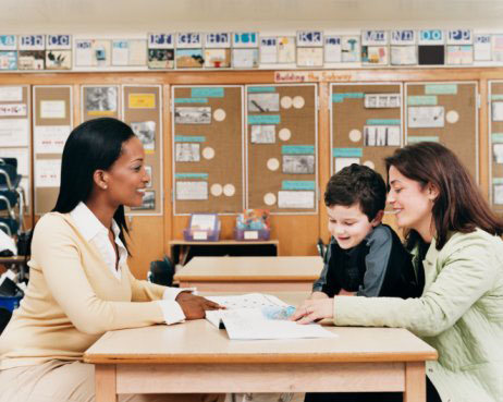 IEP Tips – Parent and Teacher Conference